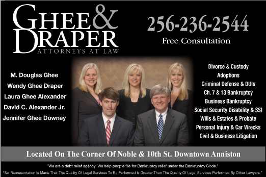 Ghee & Draper Law Firm